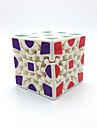 Jouets Cube de Vitesse  Equipement Vitesse Cubes magiques Blanc ABS