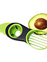 1 pieces Cutter & Slicer For Pour Fruit Plastique Multifonction / Creative Kitchen Gadget