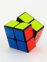 Yongjun® Cube de vitesse lisse 2*2*2 Vitesse / Niveau professionnel Cubes magiques Noir / Blanc Guanpo Anti-pop ABS
