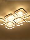 15W Montage du flux ,  Traditionnel/Classique Peintures Fonctionnalite for LED MetalSalle de sejour Chambre a coucher Salle a manger