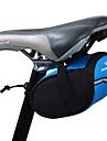 ROSWHEEL® CykelväskaSadelväska Vattentät Multifunktionell Stötsäker Bärbar Cykelväska Polyester Duk Pyöräilylaukku Cykling 15*7*7.5