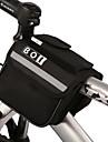 BOI® cykel~~POS=TRUNC 2LVäska till cykelramen Vattentät dragkedja / Fuktighetsskyddad / Stötsäker / Bärbar Cykelväska 600D Polyester