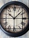 Modern Andra Väggklocka,Andra Akryl 30*30*5 Klocka