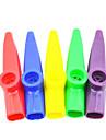 plastique rouge / bleu violet vert kazoo jaune / / / pour les enfants instruments de musique jouets