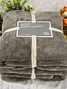 Badhandduk Enligt bilden,Solid Hög kvalitet 100% Korall Fleece Handduk