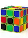 Yongjun® Cube de vitesse lisse 3*3*3 Vitesse / Noctilumineux Cubes magiques Vert ABS
