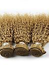 A Ombre Cheveux Bresiliens Tres Frise 18 Mois 3 Pieces tissages de cheveux