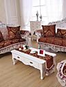 europeiska klassiska vadderade soffa täcka förtjockning hög kvalitet bomull halkfri tyg soffa kudde