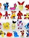 ficka lite monster 24pcs actionfigurer söt monster mini figurer leksaker bästa jul&födelsedagspresenter Brinquedos 3cm