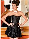 Feminin Rochii cu Corset / Set Corset / Plus Size / Corset sub Bust / Corset peste Bust Pijamale,Mediu Nailon / Polyester-Sexy / Ridicare