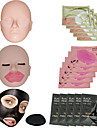 1 Masque Sec / Humide Liquide Anti-Acne / Antirides / Nettoyage Visage Noir China PILATEN