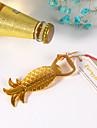 Sticlă Favor Desfăcătoare de Sticle Temă Clasică Nepersonalizat Crom Auriu 1Piesă/Set