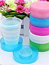 pliage des bonbons Voyage de couleur tasses gobelets en plastique