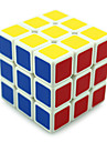 Shengshou® Cube de vitesse lisse 3*3*3 Niveau professionnel Cubes magiques Noir / Blanc Plastique