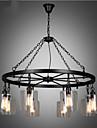 40W Hängande lampor ,  Traditionell/Klassisk / Rustik/Stuga / Vintage / Rustik Målning Särdrag for Ministil MetallLiving Room / Bedroom /