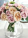 1 1 Une succursale Soie Lotus Fleur de Table Fleurs artificielles 42(16.55\'\')