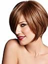 dei capelli di temperatura alta moda europea e americana bob rettilineo parrucca sintetica parrucche vendita calda