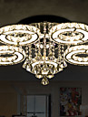 Montaj Flush ,  Modern/Contemporan Altele Caracteristică for Cristal LED MetalSufragerie Dormitor Baie Bucătărie Cameră de studiu/Birou
