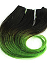1 st. Vågigt Human Hair vävar Brasilianskt hår Human Hair vävar Vågigt