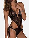 Women\'s Black Sexy Lace Lingerie