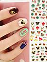 Nail Sticker Nail Art Autocollants 3D pour ongles