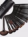 32pcs ensembles de brosses Cheval Cheveux de Cheval / Portable / Professionnel / Couvrant Bois Levre / Visage / OEil Autres