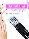 Outils de dessin / Nail Kit Brush Nail SalonTool Nail Art Make Up