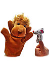 Leksaker Fingerdocka Leksaker Tecknat Originella leksaker För pojkar För flickor Textil