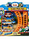 Thomas tåget spår diy elektriska tågvagnar barn pedagogisk modell monterade fina leksaker