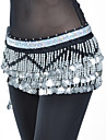 Belly Dance Belt Women\'s Polyester Beading / Coins
