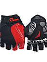 Aktivitet/Sport Handskar Cykelhandskar Cykel Fingerlösa AllaAnti-skidding / Slitsäker / Bärbar / Stötsäker / Andningsfunktion / Minskar