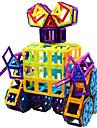 Magnetleksaker 326 Bitar Magnetleksaker Byggklossar Chefsleksaker Pusselkub GDS-leksaker magnetiska bollar Regnbåge utbildning leksaker