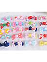 Fete Accesorii de Păr-Toate Sezoanele Îmbrăcăminte tricotată / Altele Multicolor
