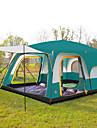 CAMEL > 8 personnes Tente Triple Tentes Familiales Trois pieces Tente de camping >3000mmBonne ventilation Etanche Resistant aux