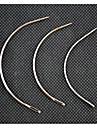 Bonnets de Perruque Aiguilles pour Micro Anneaux Accessoires pour Perruques Outils Perruques