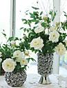 1 Une succursale Soie Pivoines Fleur de Table Fleurs artificielles 90CM