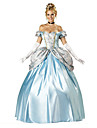 Costumes de Cosplay / Costume de Soiree Princesse / Animal / Conte de Fee Fete / Celebration Deguisement Halloween Blanc / Bleu Vintage