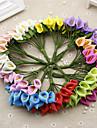 1 1 Une succursale Plastique Lis Calla Fleur de Table Fleurs artificielles 3.9inch/10cm