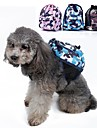 Hund Ryggsäckar / hund Pack Husdjur Transportörer Bärbar Grön / Blå / Rosa Tyg