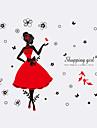 Fashion Wall Stickers Väggstickers Flygplan Dekrativa Väggstickers,PVC Material Kan tas bort Hem-dekoration vägg~~POS=TRUNC