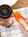 1 Creative Kitchen Gadget / bekvämt Grip Konservöppnare Plast Creative Kitchen Gadget / bekvämt Grip