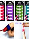 1 st negl konst Kits negl konst Manikyr verktyg Kit smink Kosmetisk negl konst DIY