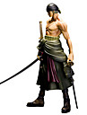 One Piece Roronoa Zoro 25CM Anime Actionfigurer Modell Leksaker doll Toy