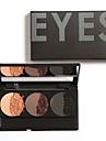 Ögonbryn Puder Torr Mineral Långvarig Naturlig Tillgänglig Färg Ögon 1 3