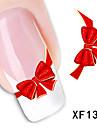 1 Nail Sticker Art Autocollants de transfert de l\'eau Maquillage cosmetique Nail Art Design