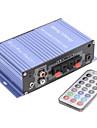 amplificador salut-fi portable lecteur amplificateur de puissance de la carte USB / SD carte de sortie stereo