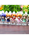 Love Live PVC 6cm Anime Action Figures Model Toys Doll Toy 1set
