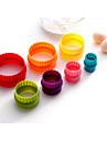 7PCS Bakning DIY / bakning Tool Kaka Plast Cupcake & Muffinformar