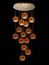 Lumini pandantiv ,  Tradițional/Clasic Galvanizat Caracteristică for Stil Minimalist MetalSufragerie Dormitor Cameră de studiu/Birou