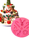 1/1 Caoutchouc de silicone Baking Mold Pour Gateau / For Chocolate / Pour Cookie Haute qualite